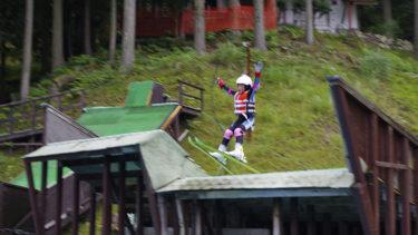 ウォータージャンプ